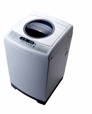 Midea MAE70-S1402GPS 2.07 cu. ft. Top Loading Portable Washing Machine, White