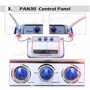 Panda Pan30 Control Panel