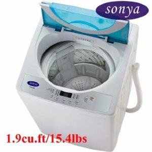 Sonya Compact Portable Apartment Small Washing Machine Washer