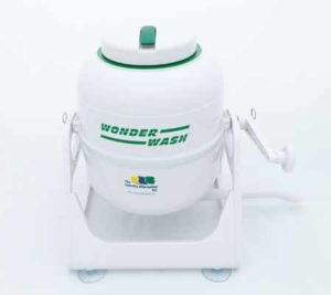 Wonderwash Non-electric Portable Compact Mini Washing Machine