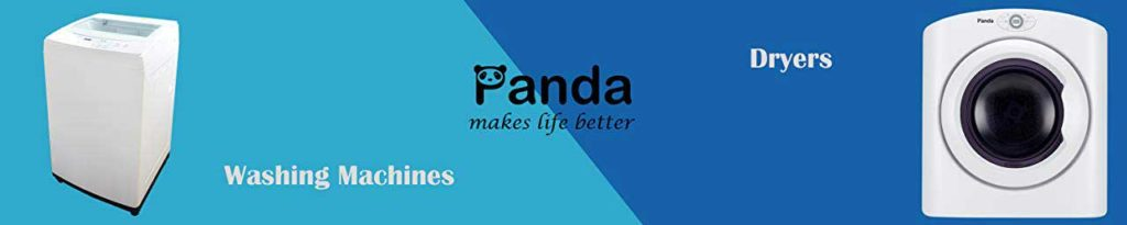 panda washer website