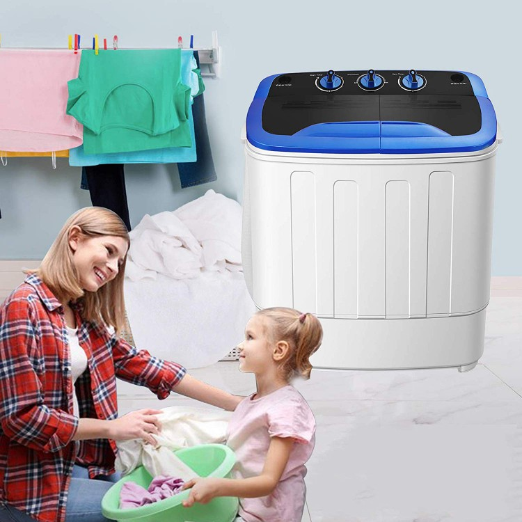 Kuppet portable washing machine
