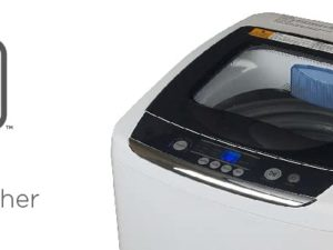black and decker portable washing machine