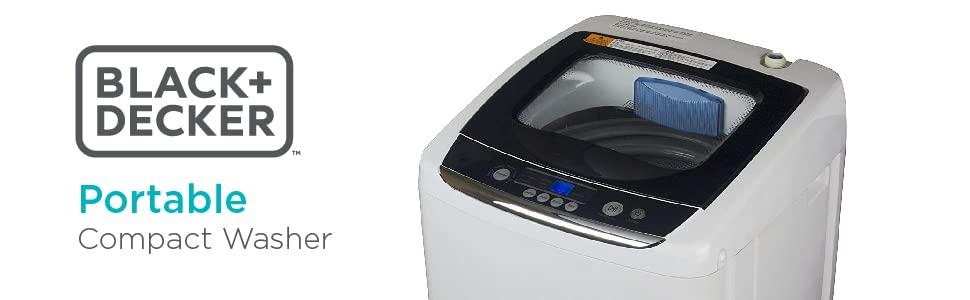 Black and Decker Portable Washing Machine