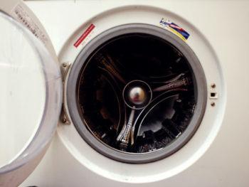 how to drain a washing machine