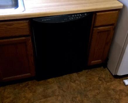 Frigidaire Dishwasher Flashing Lights or Blinking