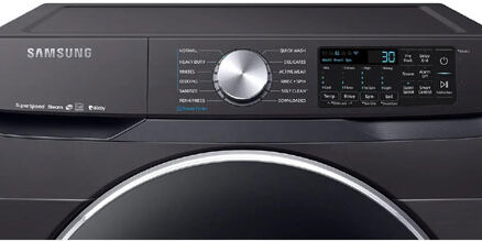 How to Reset Samsung Washing Machine Program