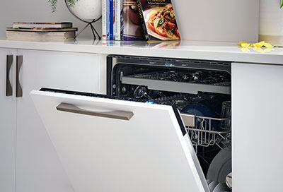 Samsung dishwasher no power