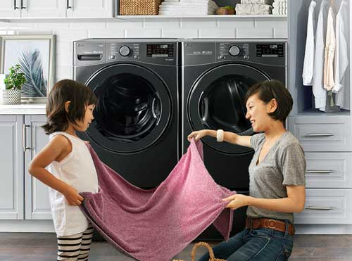 LG washing machine problems solutions