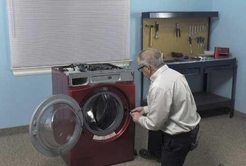 how to tighten washing machine drum