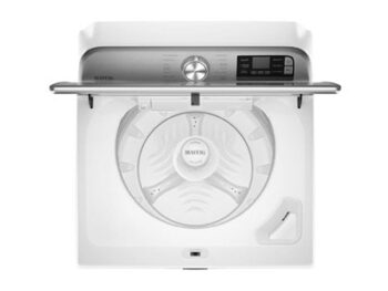 How to Reset Maytag Commercial Washer